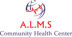 A.L.M.S Community Health Center logo